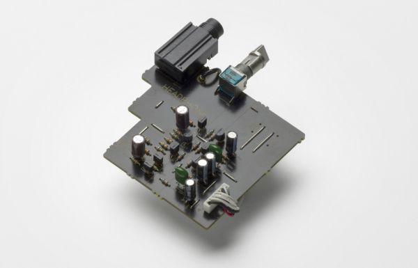 Marantz NA6005 hálózati audio lejátszó belső - fejhallgató kimenet
