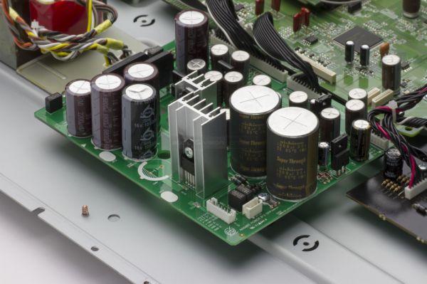Marantz NA6005 hálózati audio lejátszó belső