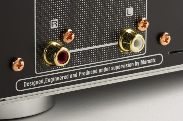 Marantz NA6005 hálózati audio lejátszó sztereó audio kimenet