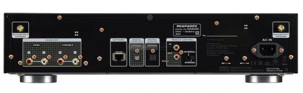 Marantz NA6006 hálózati zenelejátszó hátlap