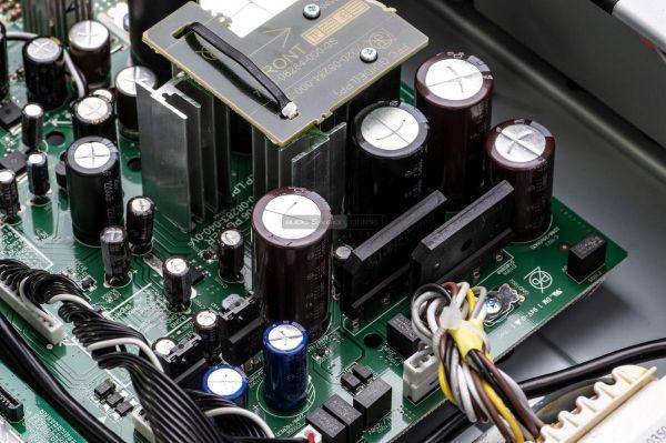 Marantz NA6006 hálózati zenelejátszó belső