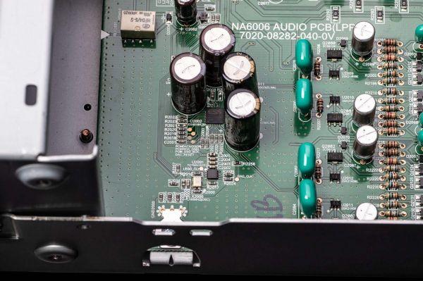 Marantz NA6006 hálózati zenelejátszó DAC