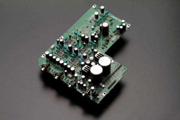 Marantz ND8006 hálózati zenelejátszó belső
