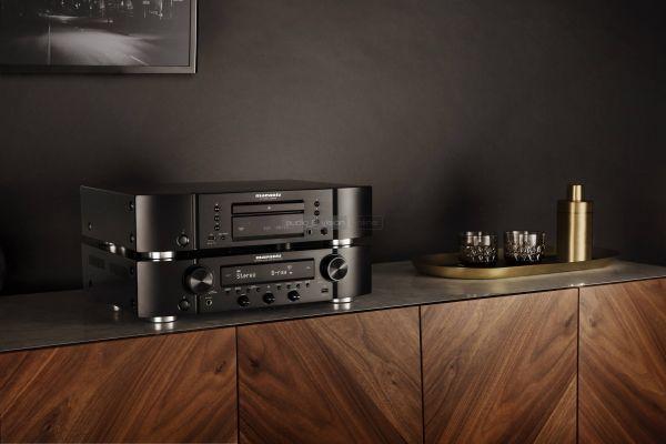 Marantz NR1200 hálózati sztereó rádióerősítő és CD6006 CD-lejátszó