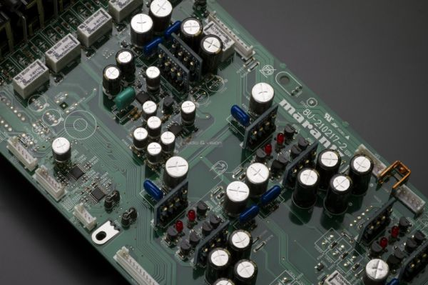 Marantz PM-10 hifi erősítő preamp board