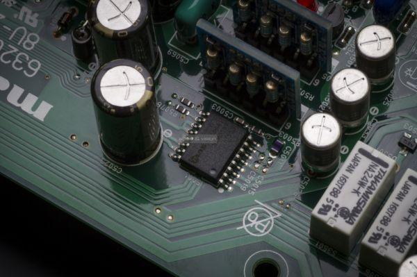 Marantz PM-10 hifi erősítő volume IC