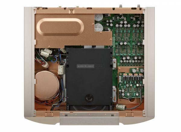 Marantz SA-10 CD-lejátszó belső