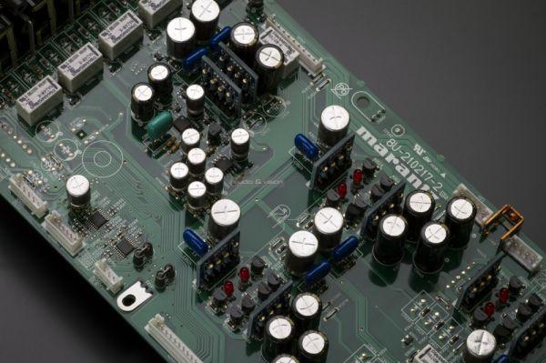 Marantz PM-10 sztereó erősítő preamp board