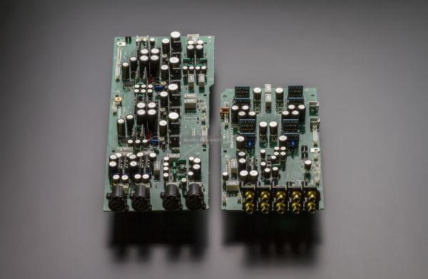 Marantz PM-10 sztereó erősítő preamp boards