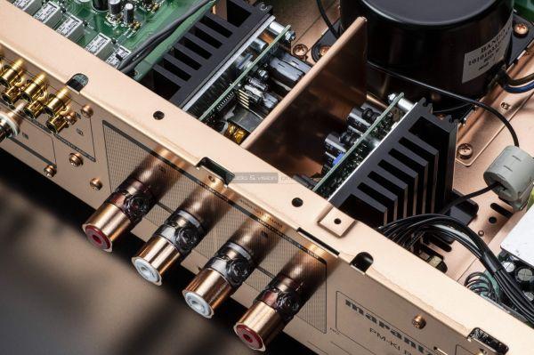 Marantz PM KI Ruby sztereó erősítő Power Amp Module
