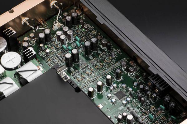Marantz SA KI Ruby CD-lejátszó Analog Audio Circuit