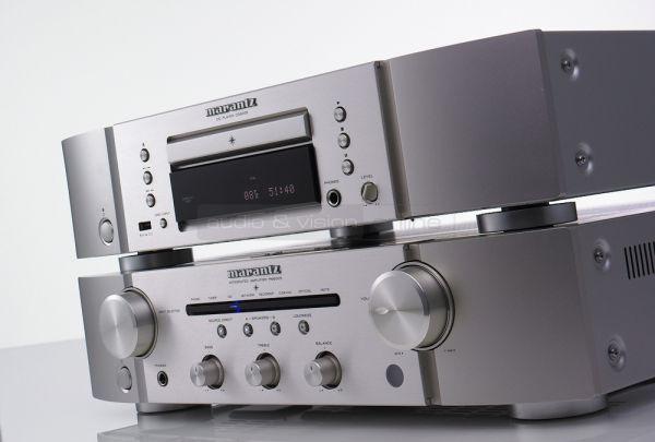 Marantz PM6005 integrált sztereó erősítő és CD6005 CD-lejátszó