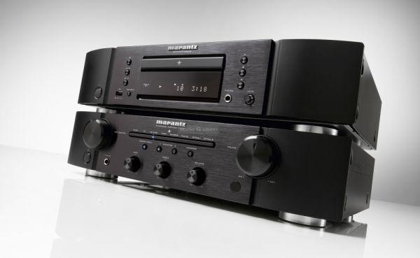 Marantz PM6006 hifi erősítő és CD6006 CD-lejátszó