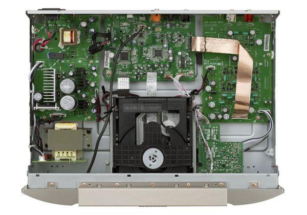 Marantz CD6006 CD-lejátszó belső