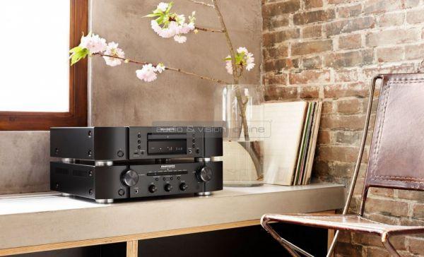 Marantz PM6006 sztereó erősítő és CD6006 CD-lejátszó