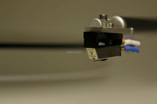 Marantz TT-15S1 vinyl lemezjátszó Clearaudio hangszedő