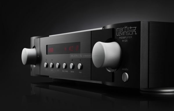 Mark Levinson No 526 high end előfok