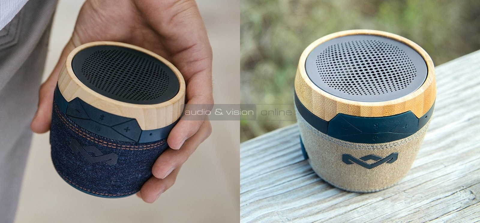 House of Marley Chant Mini EM-JA007 Bluetooth hangszóró teszt  4d77792a28