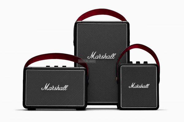 Marshall Bluetooth hangszórók