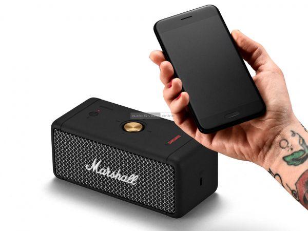 Marshall Emberton Bluetooth hangszóró