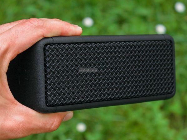 Marshall Emberton Bluetooth hangszóró hátlap