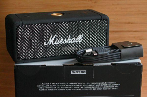 Marshall Emberton Bluetooth hangszóró tartozékok