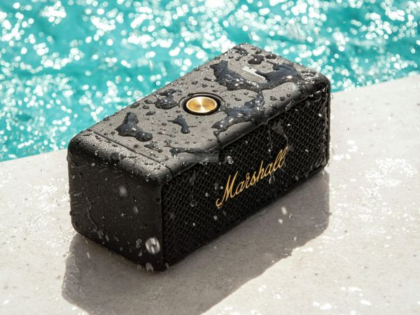 Marshall Emberton vízálló Bluetooth hangszóró