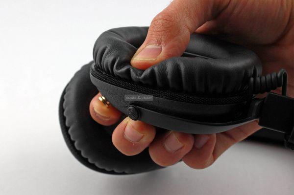 Marshall Monitor II ANC aktív zajzáras Bluetooth fejhallgató fejpárna