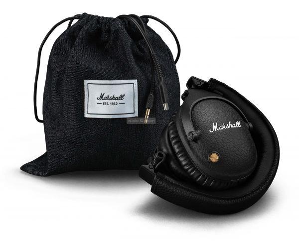 Marshall Monitor II ANC aktív zajzáras Bluetooth fejhallgató tok
