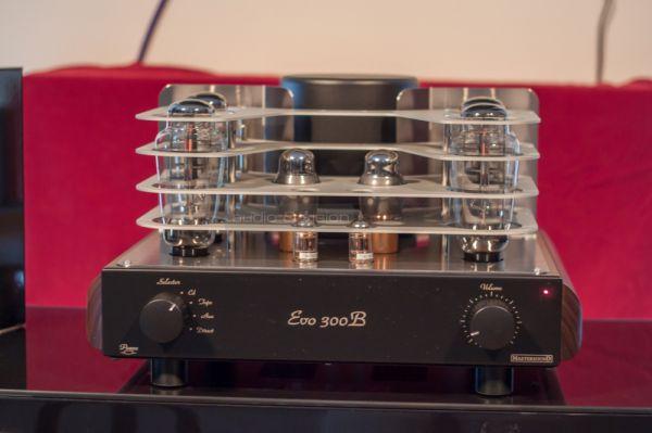 Mastersound EVO 300B EML csöves integrált sztereó erősítő