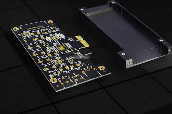 Matrix Audio Element H USB kártya