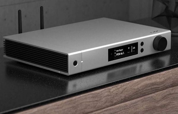 Matrix Audio element P hálózati sztereó erősítő