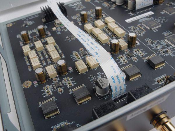 Matrix Audio element X hálózati zenelejátszó