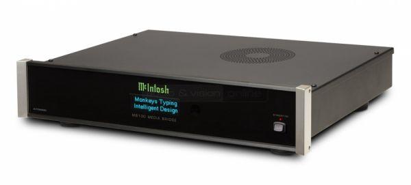 McIntosh MB100 high end hálózati audio lejátszó