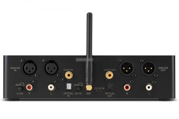 McIntosh MB20 Bluetooth interfész hátlap