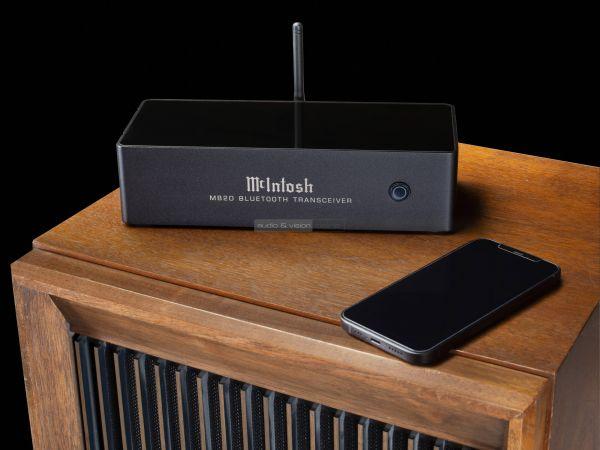 McIntosh MB20 Bluetooth interfész