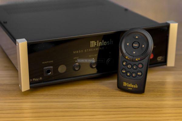 McIntosh MB50 hálózati audio lejátszó