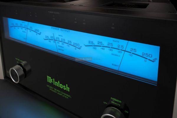 McIntosh MC257 házimozi végfok