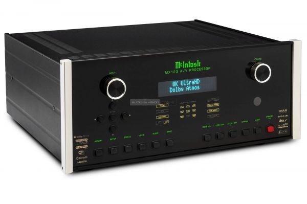 McIntosh MX123A házimozi processzor