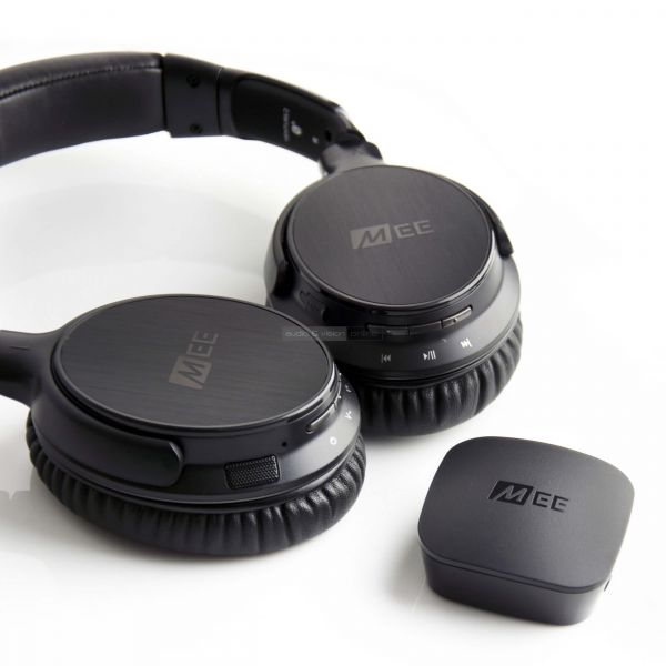 MEE Audio Connect Venture2 Bluetooth fejhallgató jeladóval