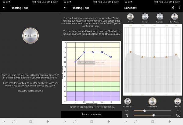 MEE Audio EarBoost App