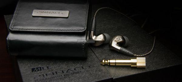 MEE Audio Pinnacle P1 fülhallgató