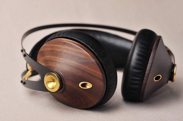 Meze 99 Classics Walnut Gold fejhallgató