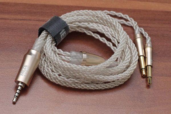 Meze 99 Series szimmetrikus fejhallgató kábel
