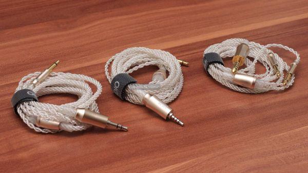 Meze 99 Series fejhallgató kábelek