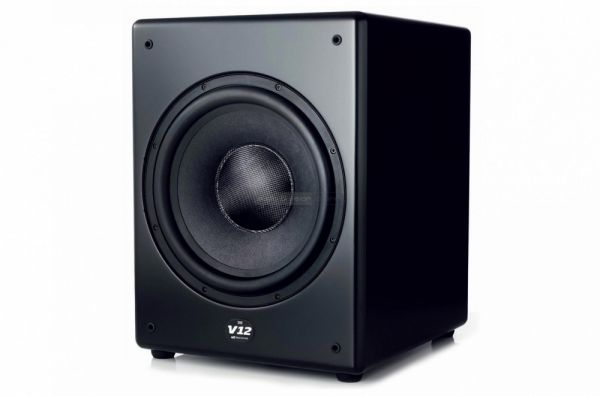 MK Sound V12 aktív mélyláda