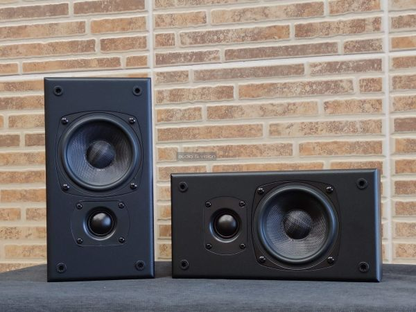 MK Sound Movie 5.1 házimozi hangfalszett K50 hangfal centersugárzó