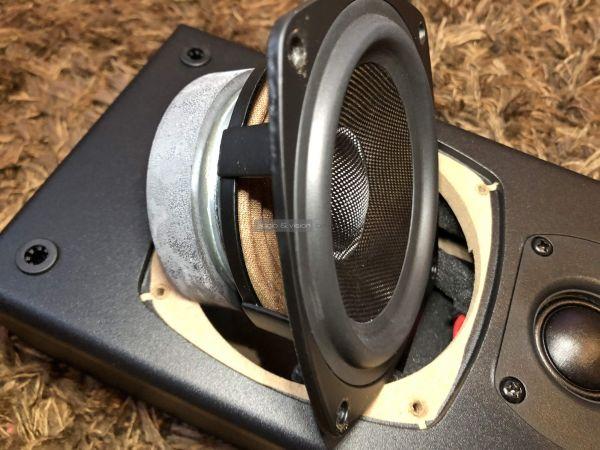 MK Sound Movie 5.1 házimozi hangfalszett K50 hangfal