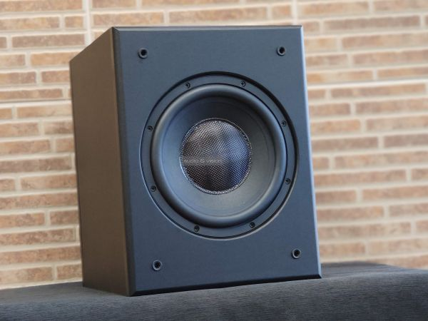 MK Sound Movie 5.1 házimozi hangfalszett V8 mélyláda