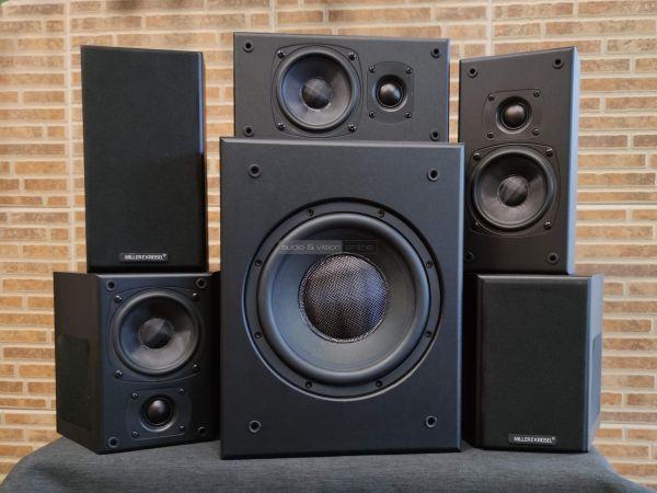MK Sound Movie 5.1 házimozi hangfalszett